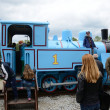 Narrow gauge railway in Poland — Stock Photo #36072357