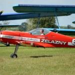 ������, ������: Air show acrobatic plane