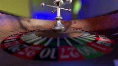 Casino Roulette — Stock Video