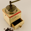 Coffee grinder — Stock Photo #23224506