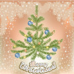 Christmas tree — Stock Vector #36943159