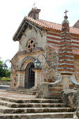 Igreja de san estanislao em dominicana, altos de chavon — Fotografia Stock