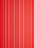 Red Lit Vertical Stripes Background — Stock Vector