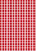 Red Seamless Grid Pattern Background — Stock Vector