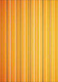 Gold Lit Vertical Stripes Background — Stock Vector