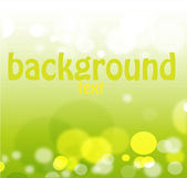 Abstract vector blurred light background — Stock Vector