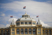 The Kurhaus hotel in Scheveningen,Holland — Stok fotoğraf