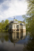 Country seat Trompenburgh at 's Graveland, Holland — Stock Photo