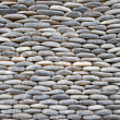 Batu: Balinese pebble stone decoration — Stock Photo