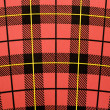 Stock Photo: Scottish style texture