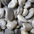 Stock Photo: Background of pebble stones