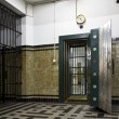Antique vault of bank Mandiri in Jakarta, Indonesia — Stock Photo #19286049