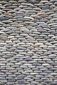 Batu: Balinese pebble stone decoration — Stock Photo