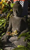 Sculpture of Buddha in Bali, Indonesia — Stock Photo