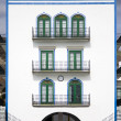 Harbor building of Puerto de Mogan, Gran Canaria - Stock Photo