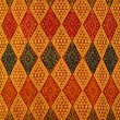 Traditional textile of Tana Toraja — Stock Photo
