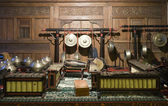 Instrumentos de música gamelan tradicional indonesio en bali. — Foto de Stock