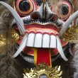 Balinese Rangda mask. An important demon in Balinese mythology — Lizenzfreies Foto