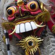 Balinese Rangda mask. An important demon in Balinese mythology — 图库照片