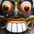 Balinese Rangda mask. An important demon in Balinese mythology — Stockfoto