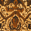 Detail of a batik design from Indonesia — Stockfoto