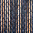 Close up of a natural bamboo pattern  — Stock Photo