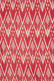 Traditional textile of Lombok, Indonesia — Стоковое фото