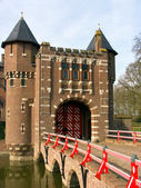 Castle Haarzuilen, Zuilen, Holland — Photo