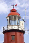 Old lighthouse, Rotterdam, Holland — Stock Photo