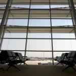 Airport terminal, Istanbul, Turkey — Stock Photo