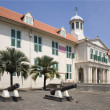 Dutch colonial building, History Museum,Jakarta, Indonesia — Stock Photo #20899595