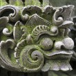 Stock Photo: Balinese temple detail