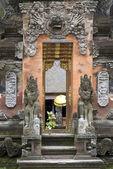 Bali hindu temple — Stock Photo