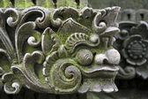 Szczegóły balijski świątyni — Zdjęcie stockowe