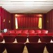 Stock Photo: Interior of theatre in Reunification Palace in Ho Chi Minh City (Saigon), Vietnam