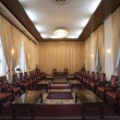 The vice president's reception room in the Reunification Palace in Ho Chi Minh City (Saigon), Vietnam — Stock Photo