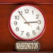 Stock Photo: Time clock