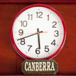 Time clock — Stock Photo #20982897