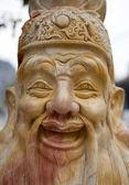 Marble statue at Marble Mountain near Danang, Vietnam — Foto de Stock