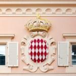 モナコの国章 — ストック写真