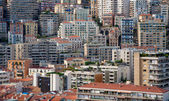 Apartment buildings in Monte Carlo — Stock Photo