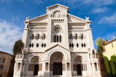 Saint Nicholas Cathedral in Monte Carlo — Stock Photo