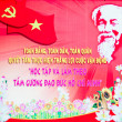 Communist propaganda — Stock Photo
