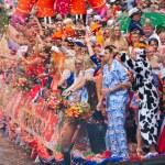Canal Parade — Stock Photo