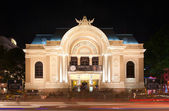 Saigon Opera House — Stock Photo