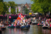 Canal Parade — Stock Photo