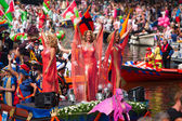 Canal parade — Foto Stock