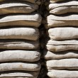 Wall of sandbags — Stock Photo #31039007