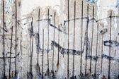 τμήματα του τείχους του βερολίνου — Φωτογραφία Αρχείου