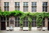 Cortile della rubenshouse, — Foto Stock